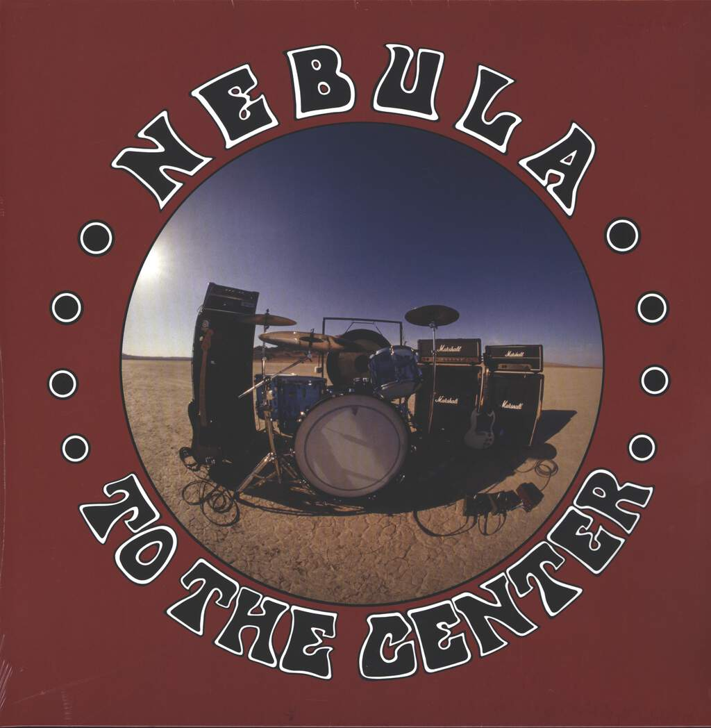 Nebula: To The Center, LP (Vinyl)