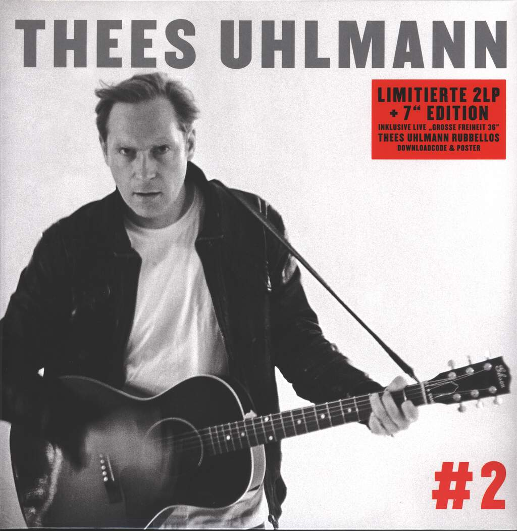 Thees Uhlmann: #2, 2×LP (Vinyl)