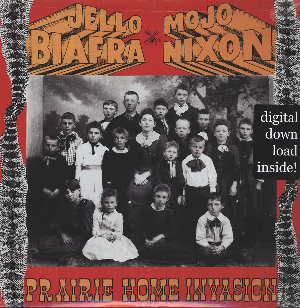 Jello Biafra: Prairie Home Invasion, LP (Vinyl)