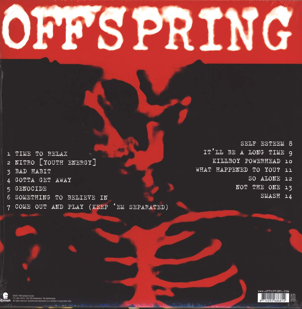 The Offspring: Smash, LP (Vinyl)