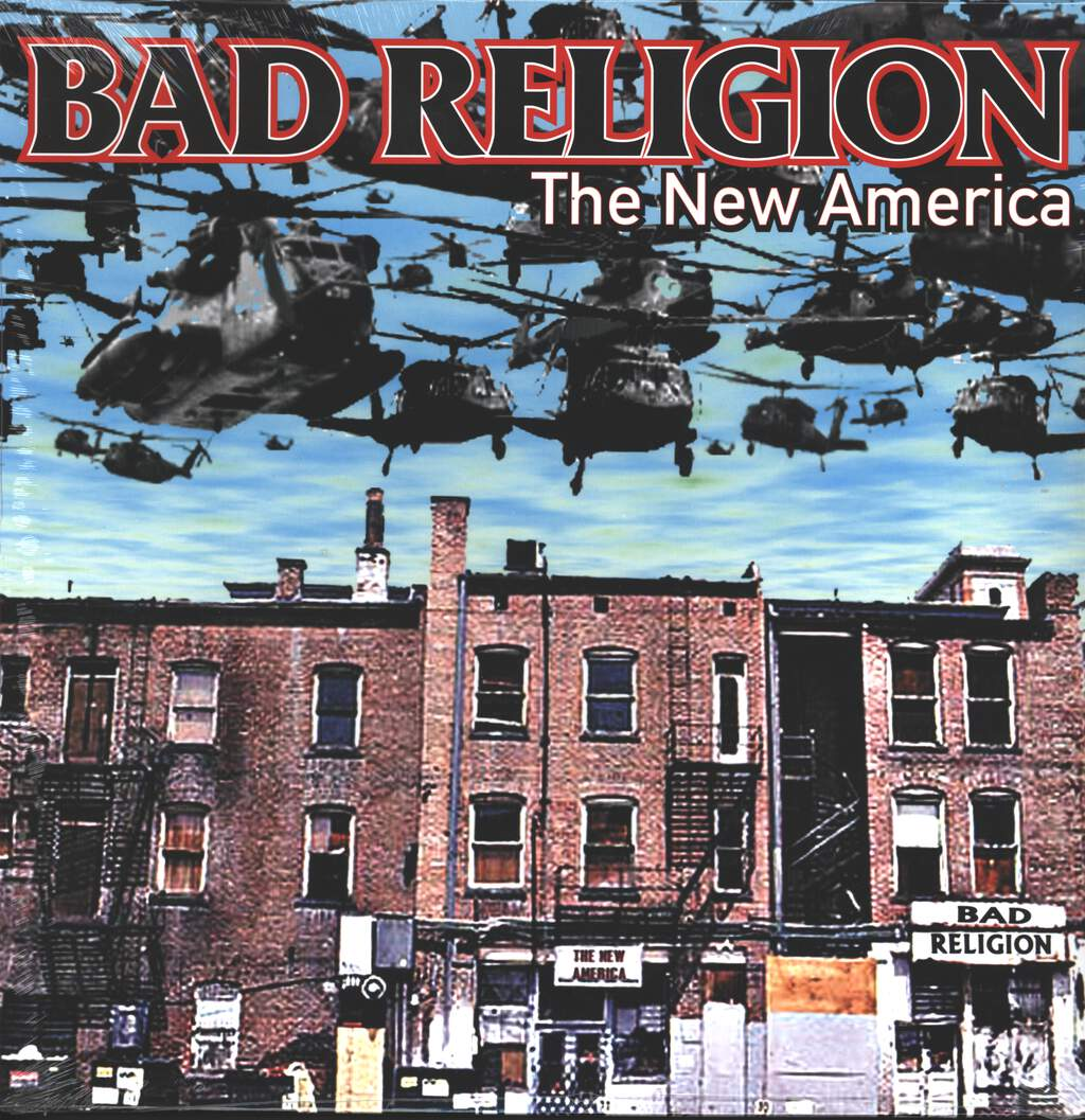 Bad Religion: The New America, LP (Vinyl)