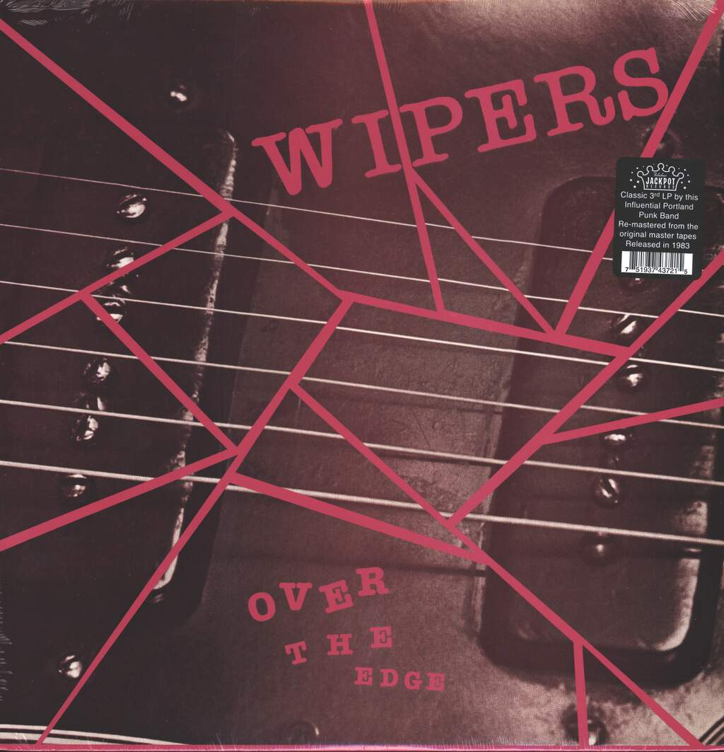 Wipers: Over The Edge, LP (Vinyl)