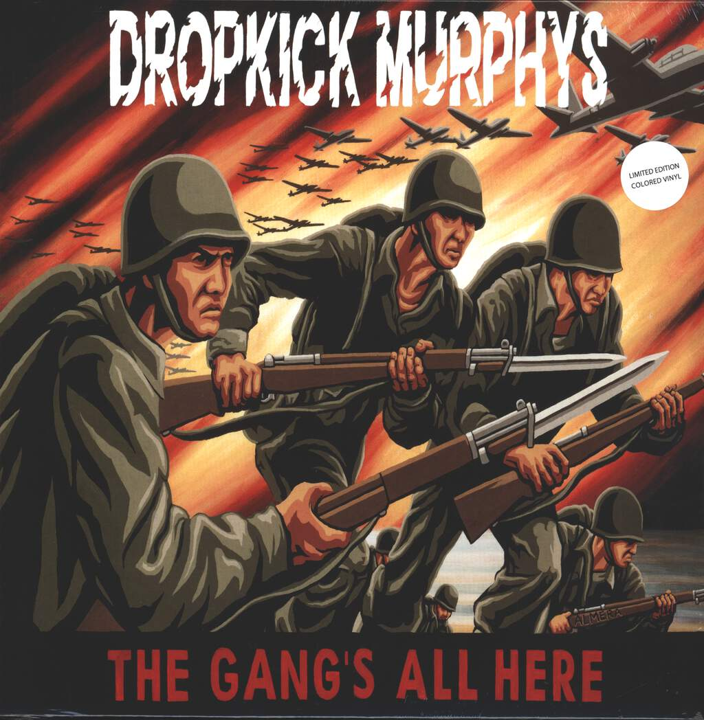 Dropkick Murphys: The Gang's All Here, LP (Vinyl)