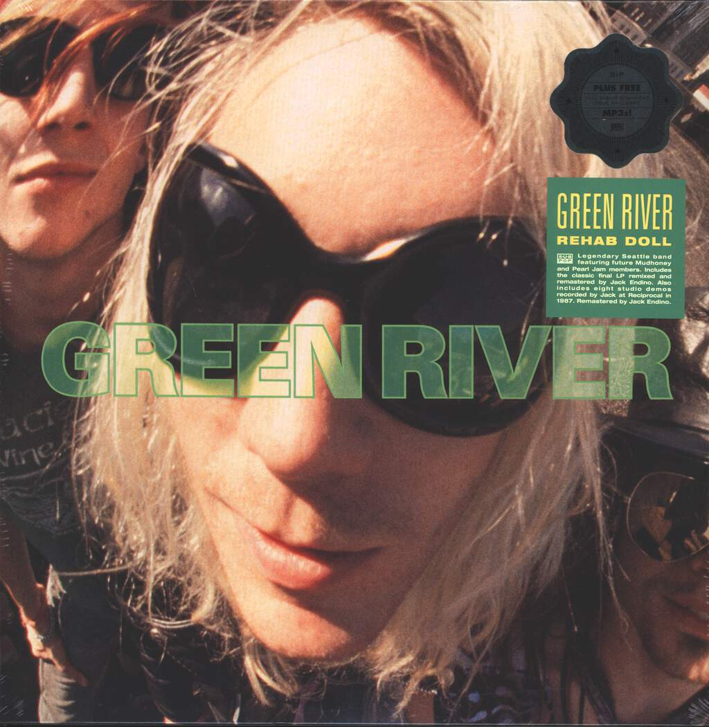 Green River: Rehab Doll, 2×LP (Vinyl)
