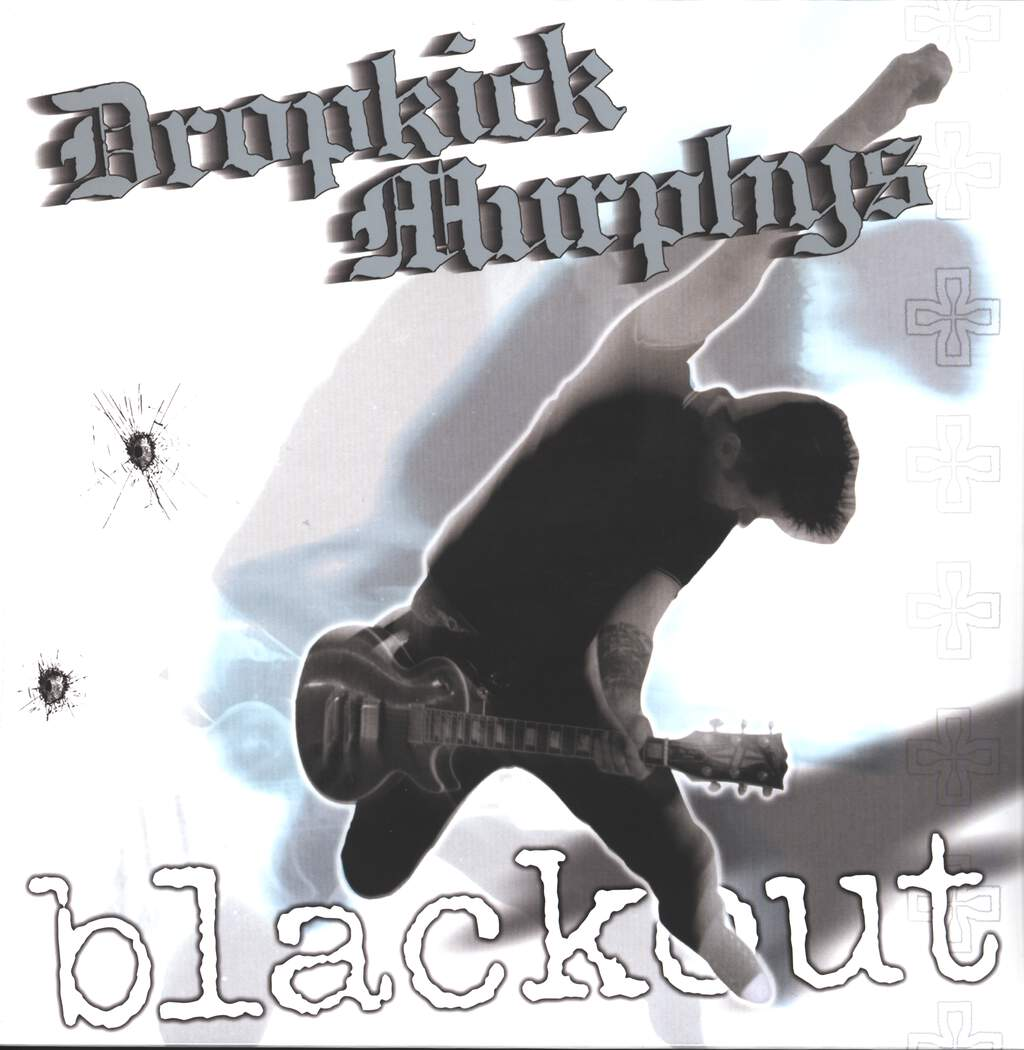 Dropkick Murphys: Blackout, LP (Vinyl)