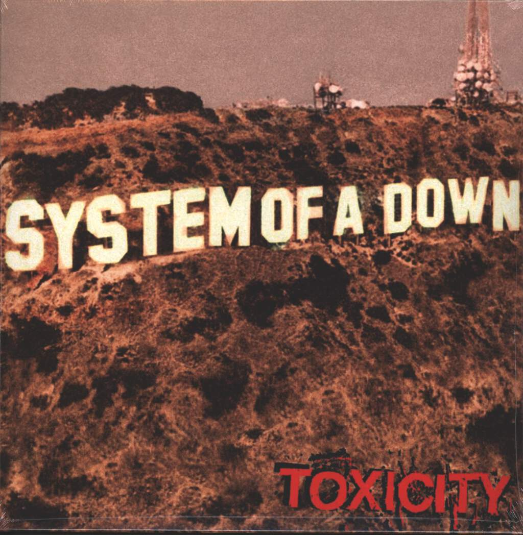 System Of a Down: Toxicity, LP (Vinyl)