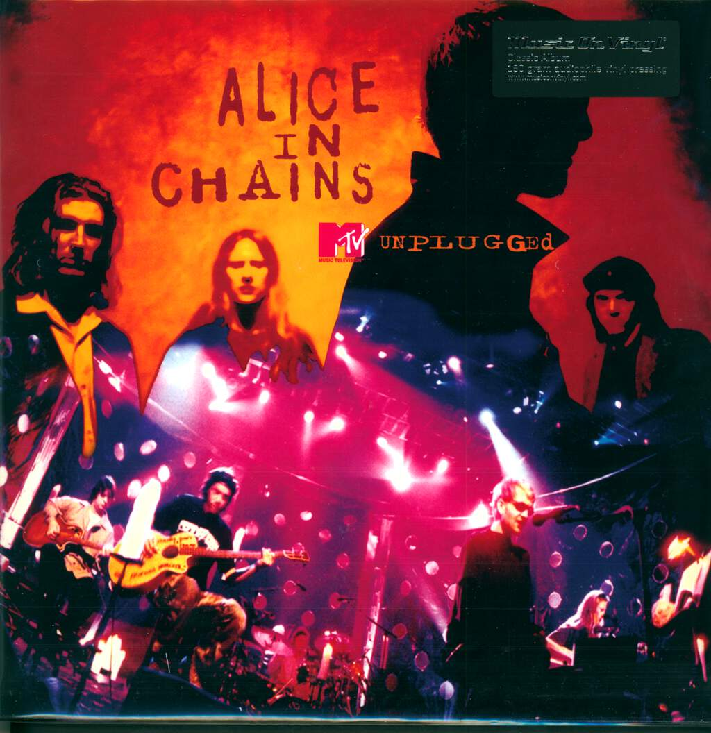 Alice in Chains: MTV Unplugged, 2×LP (Vinyl)