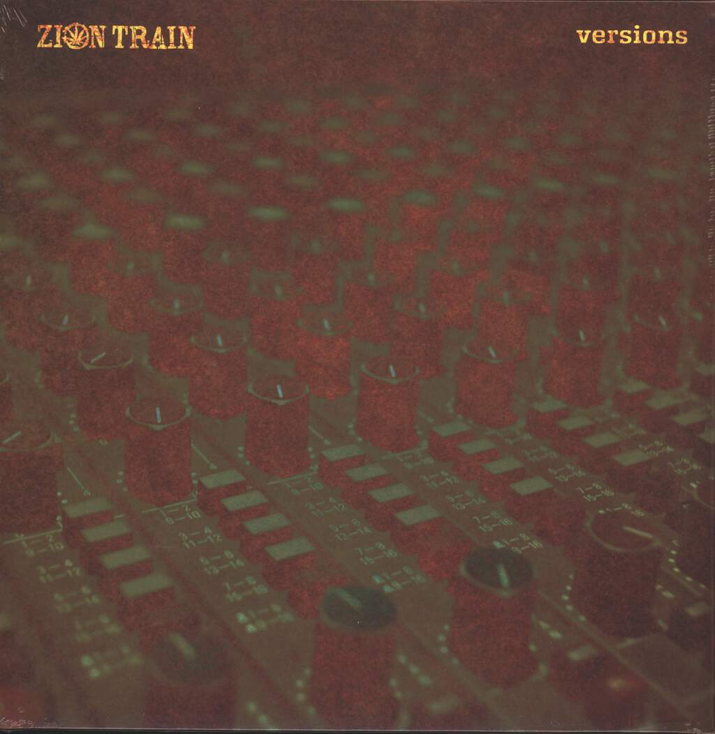 Zion Train: Versions, 2×LP (Vinyl)