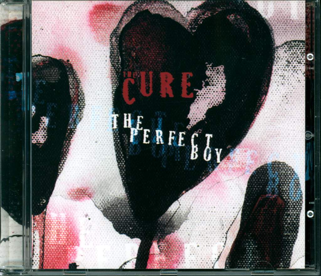 The Cure: The Perfect Boy, Mini CD