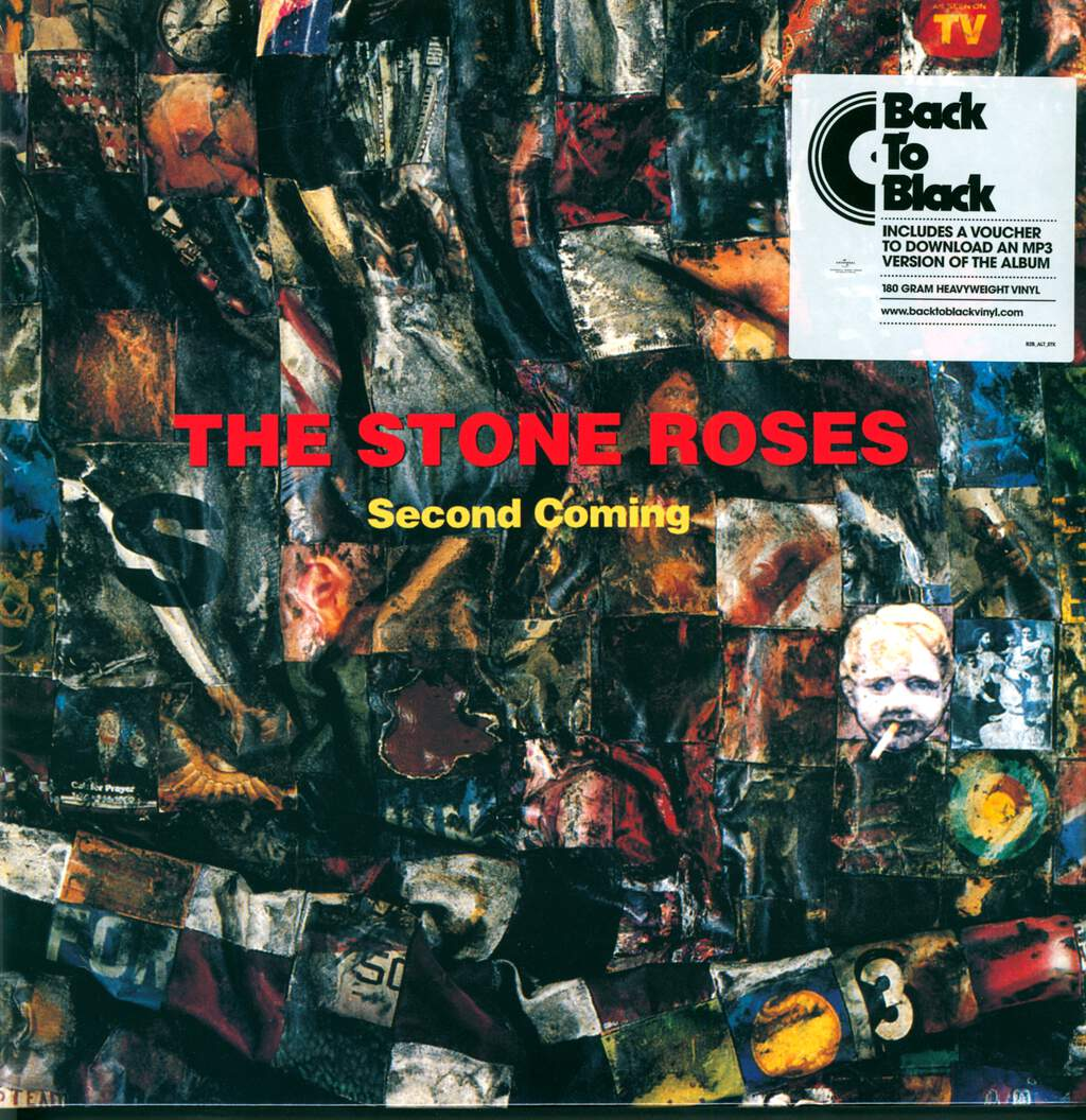 The Stone Roses: Second Coming, 2×LP (Vinyl)