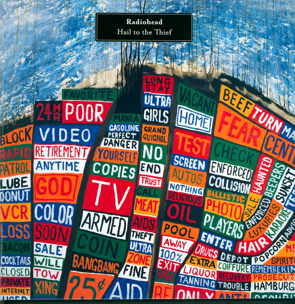 Radiohead: Hail To The Thief, 2×LP (Vinyl)
