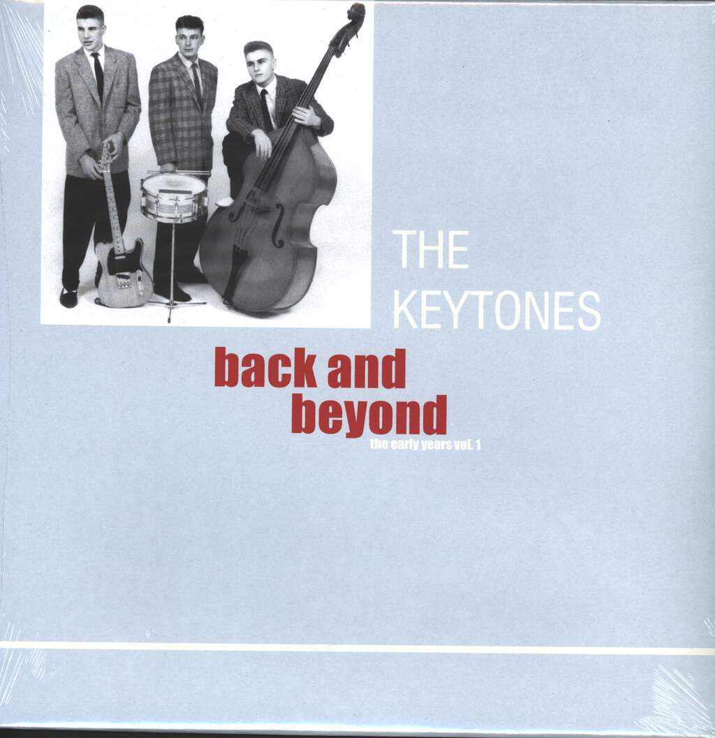 The Keytones: Back And Beyond - The Early Years Vol. 1, LP (Vinyl)