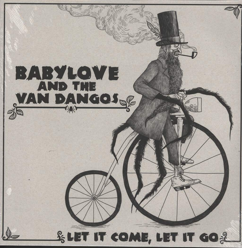 Babylove & The Van Dangos: Let It Come, Let It Go, LP (Vinyl)