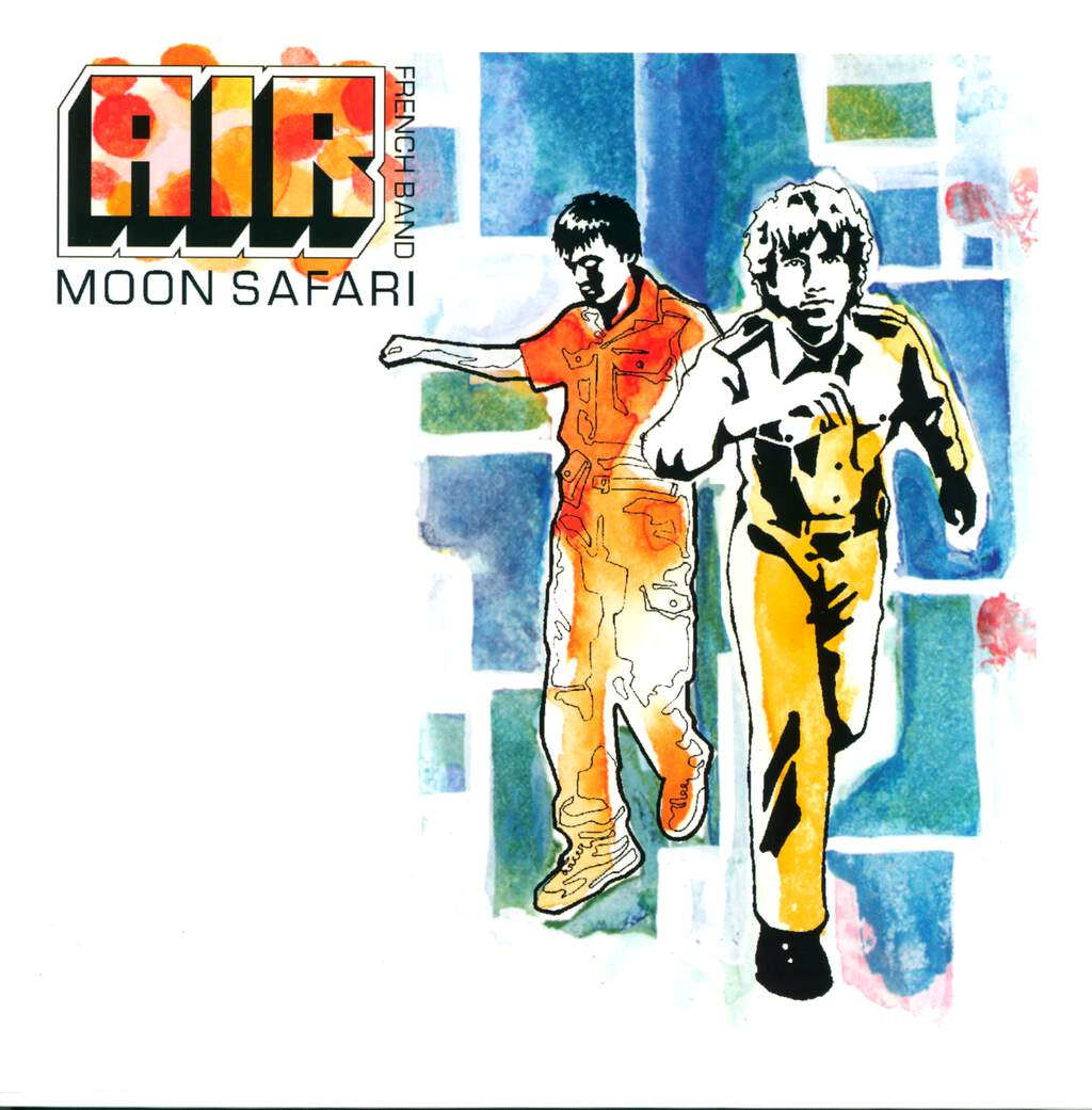 Air: Moon Safari, LP (Vinyl)