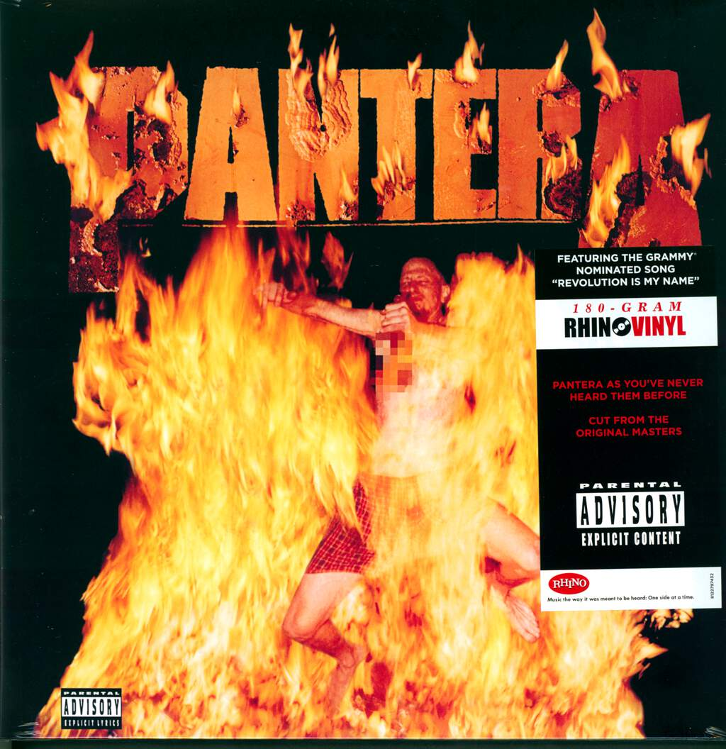 Pantera: Reinventing The Steel, 2×LP (Vinyl)