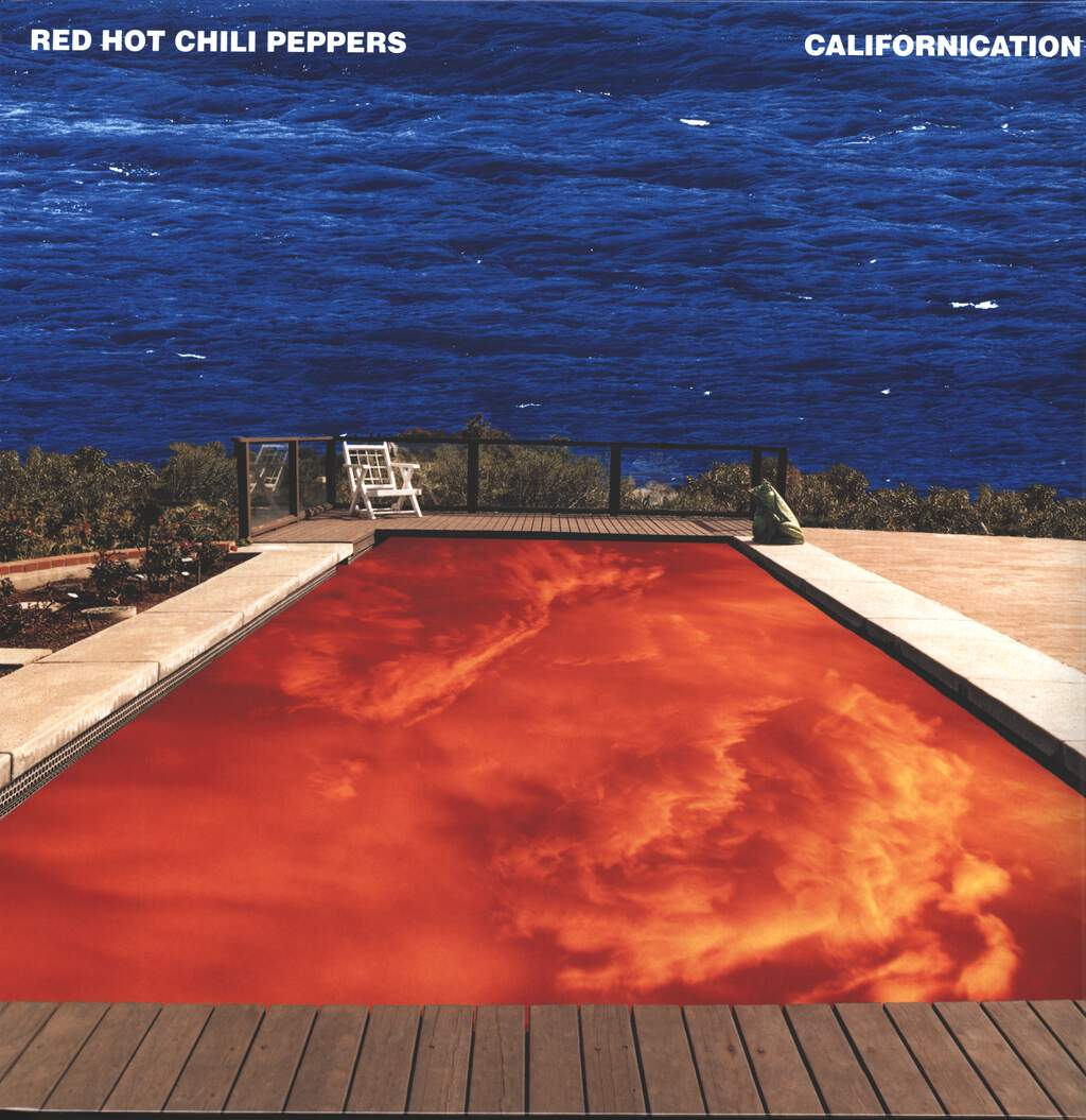 Red Hot Chili Peppers: Californication, 2×LP (Vinyl)