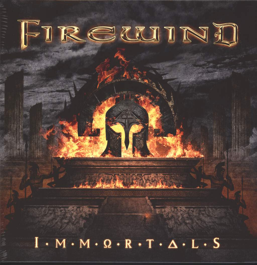 Firewind: Immortals, LP (Vinyl)