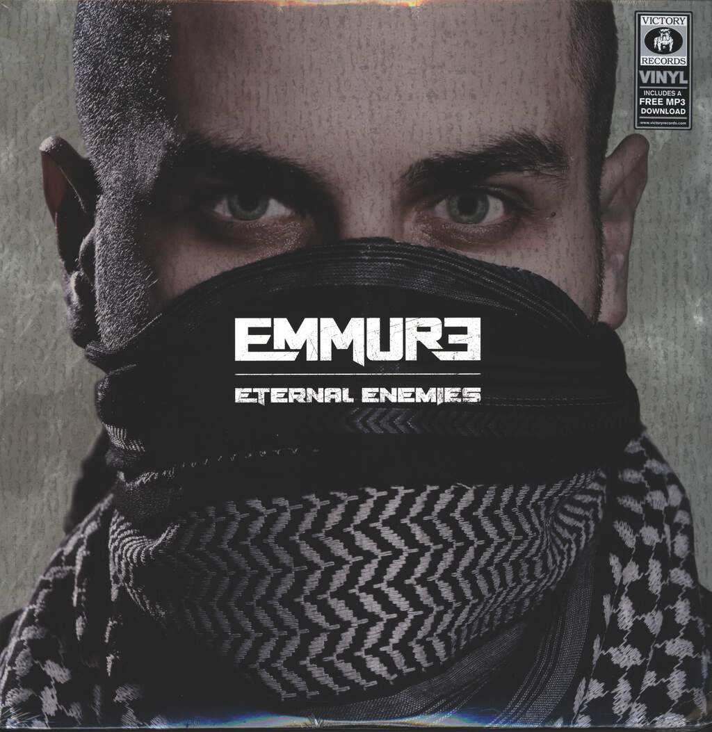Emmure: Eternal Enemies, LP (Vinyl)