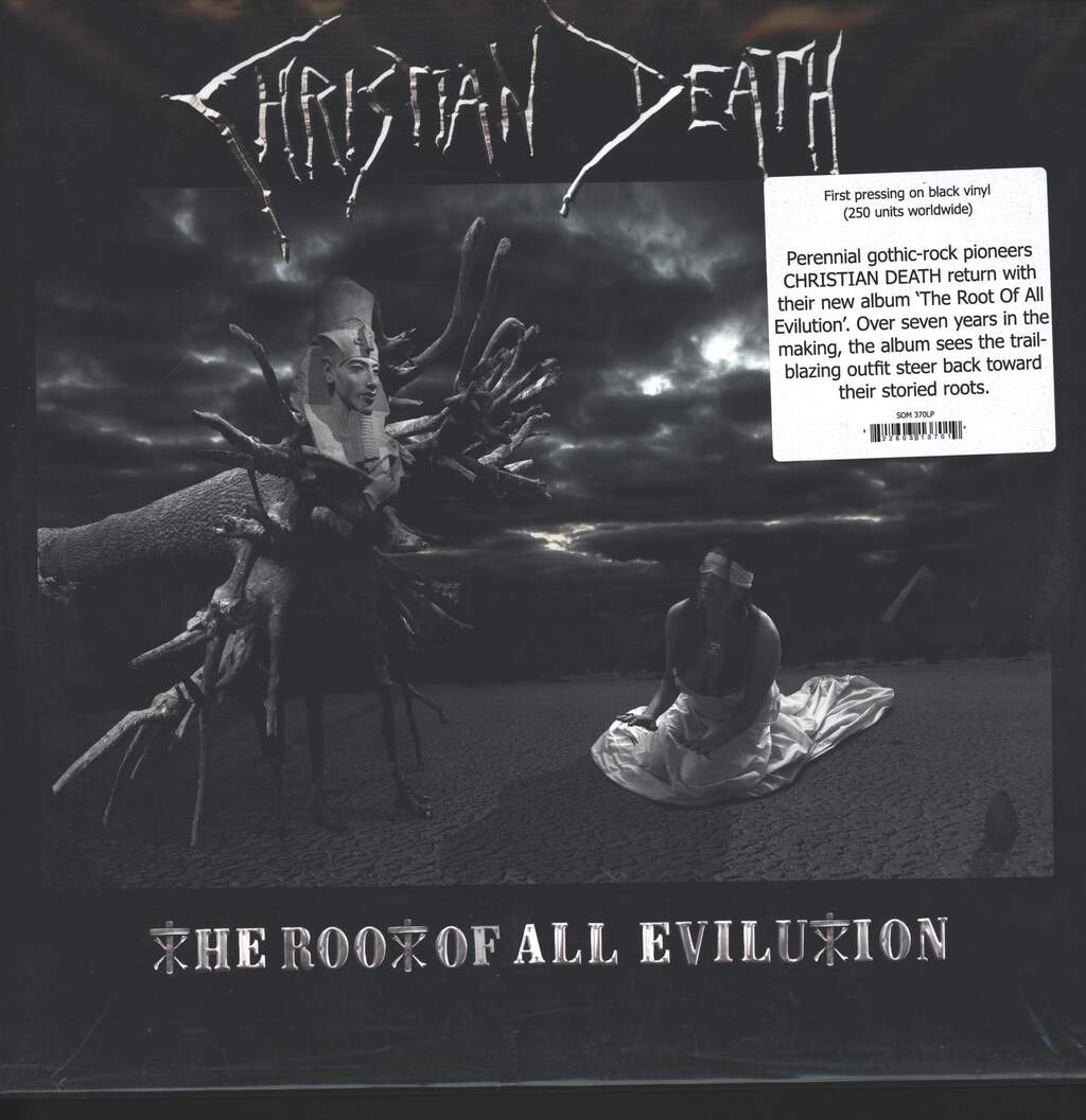 Christian Death: The Root Of All Evilution, LP (Vinyl)
