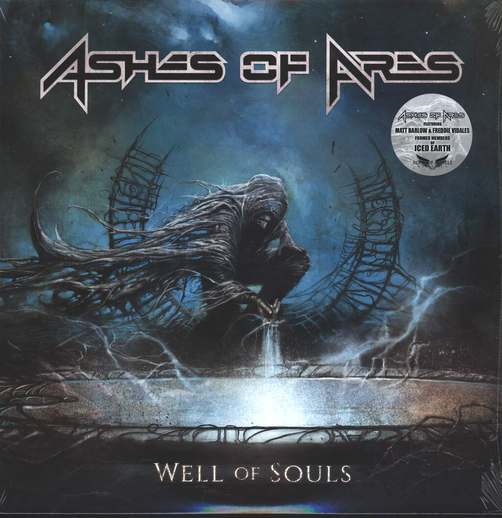 Ashes Of Ares: Well Of Souls, 2×LP (Vinyl)