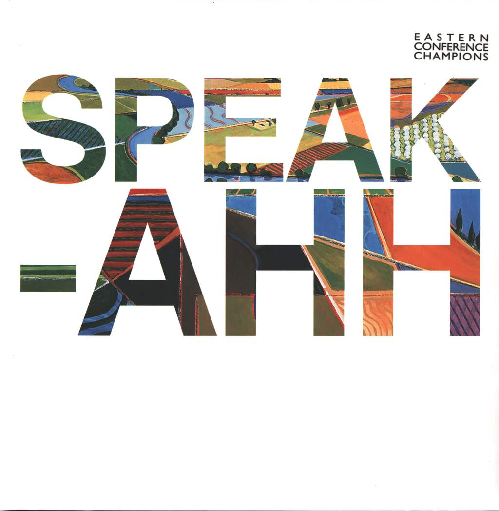 Eastern Conference Champions: Speak-Ahh, LP (Vinyl)