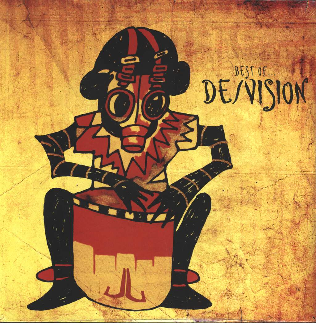 De/Vision: Best Of..., 2×LP (Vinyl)