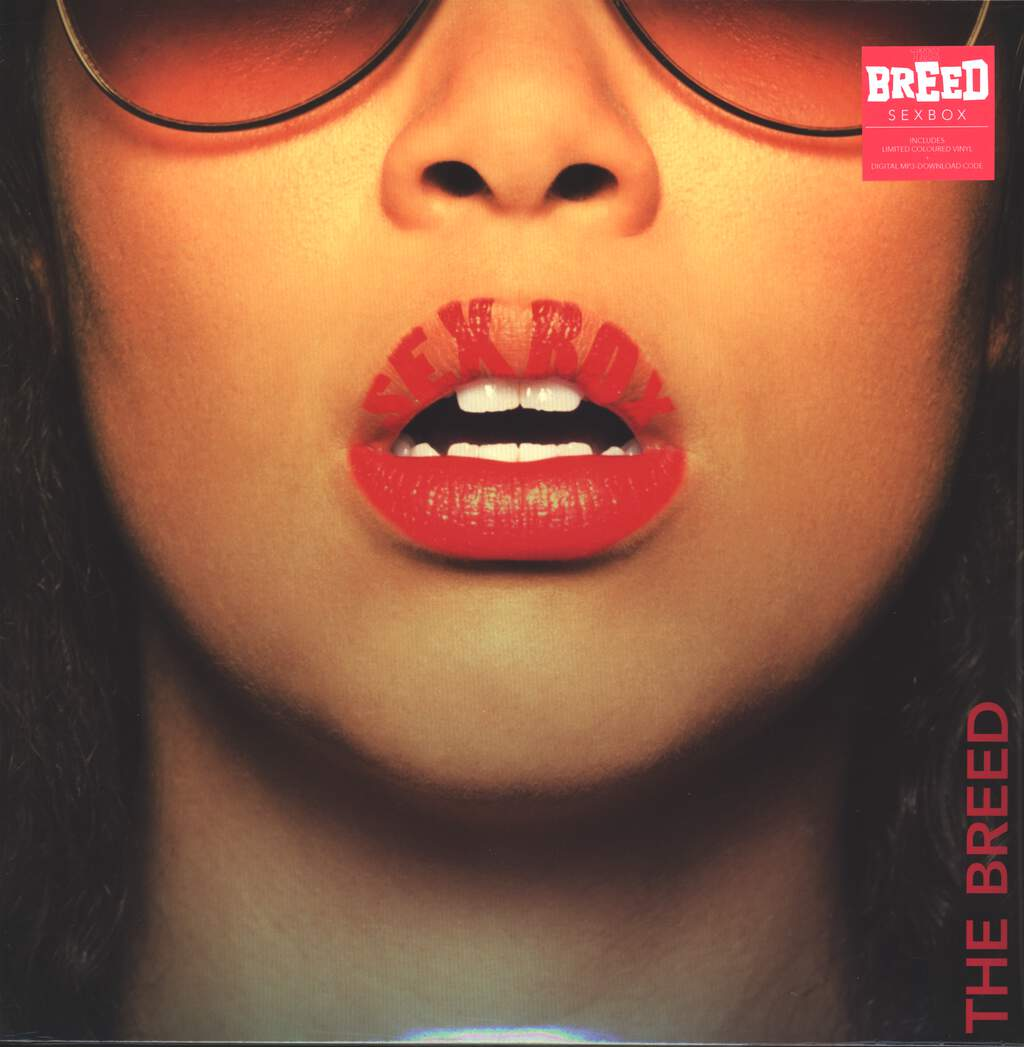 The Breed: Sexbox, LP (Vinyl)