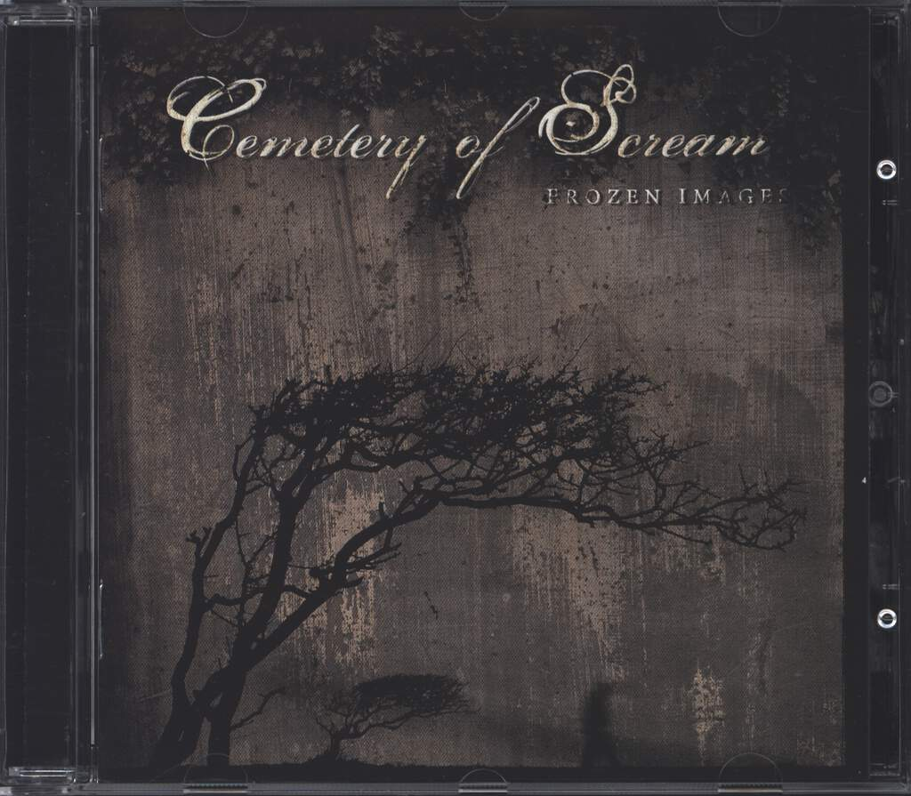 Cemetery Of Scream: Frozen Images, CD