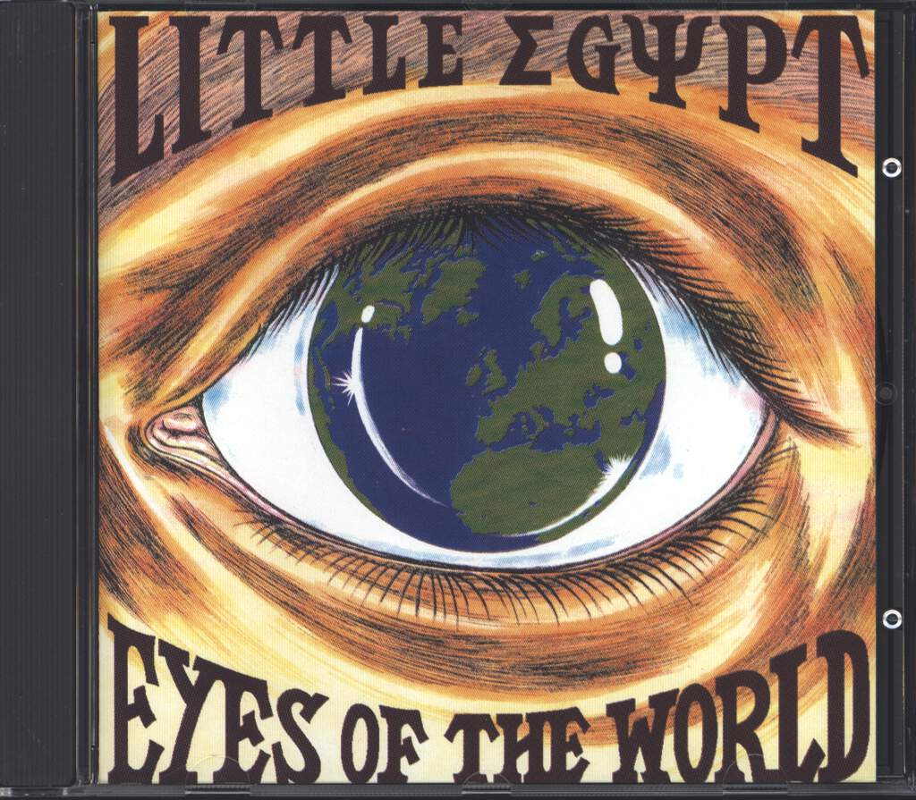Little Egypt: Eyes Of The World, CD