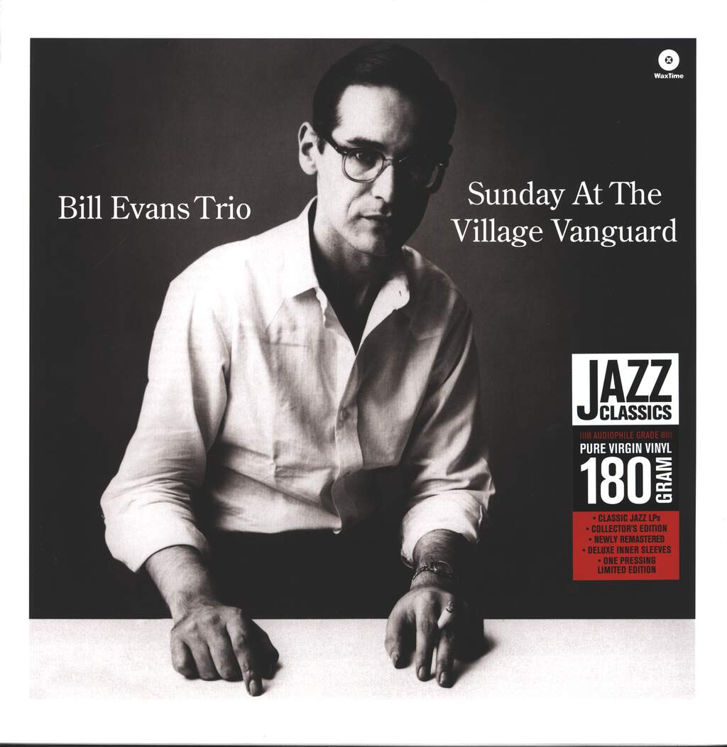The Bill Evans Trio: Sunday At The Village Vanguard, LP (Vinyl)