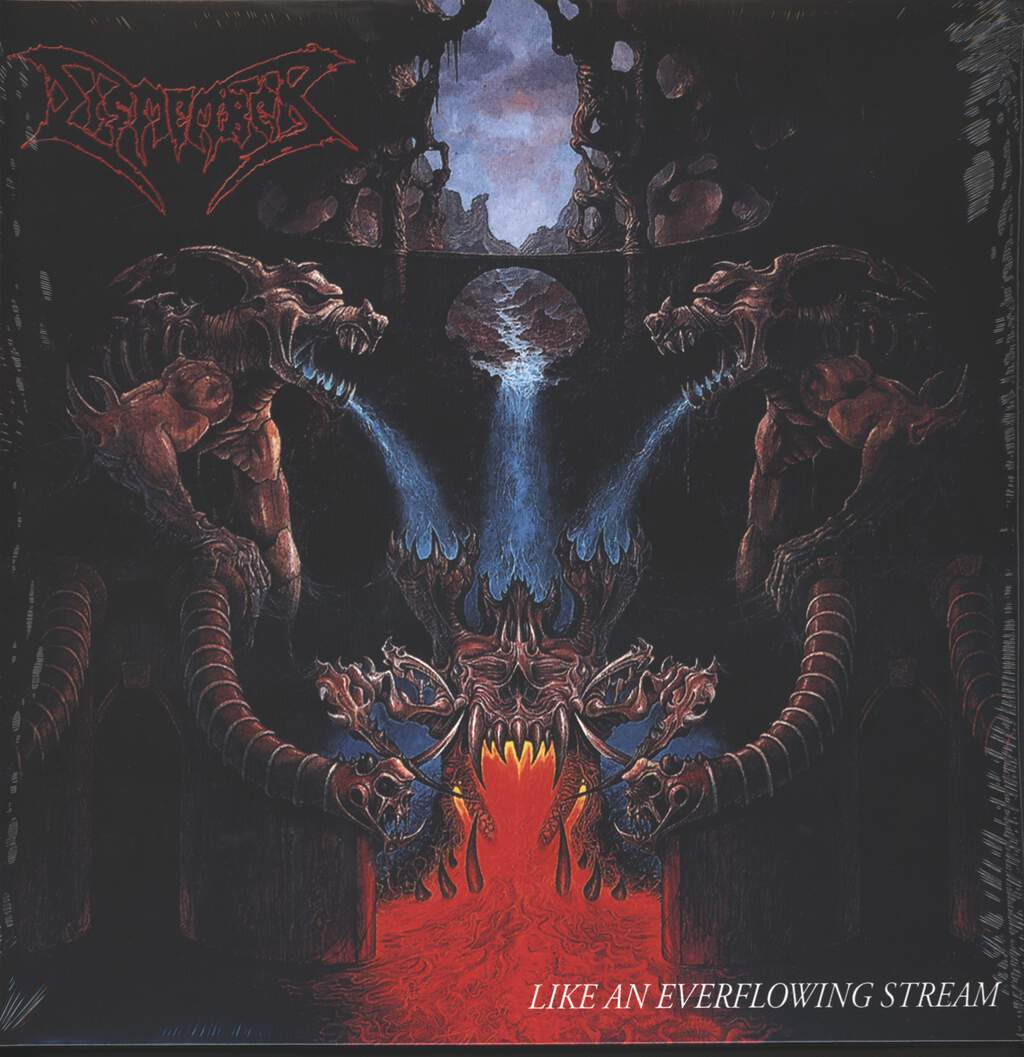 Dismember: Like An Everflowing Stream, 2×LP (Vinyl)