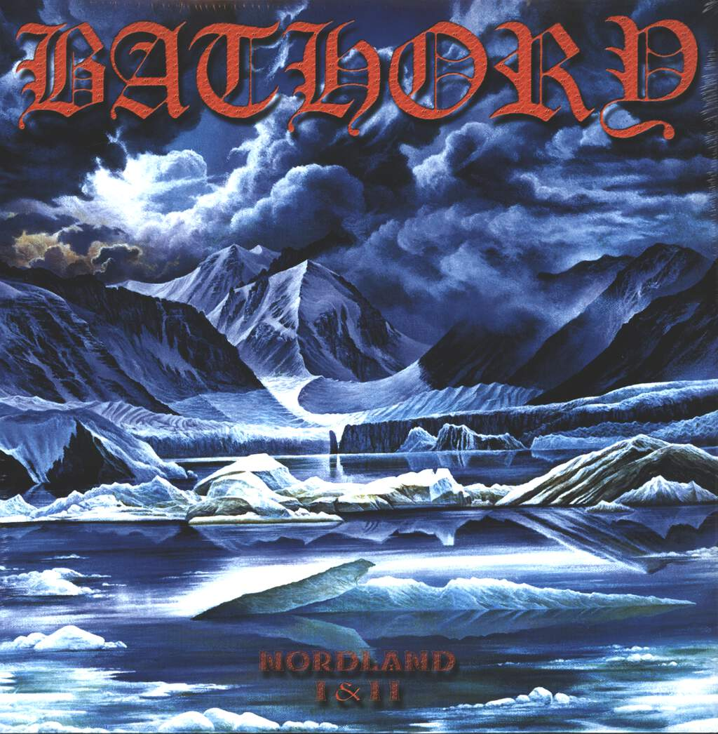 Bathory: Nordland I-II, 2×LP (Vinyl)