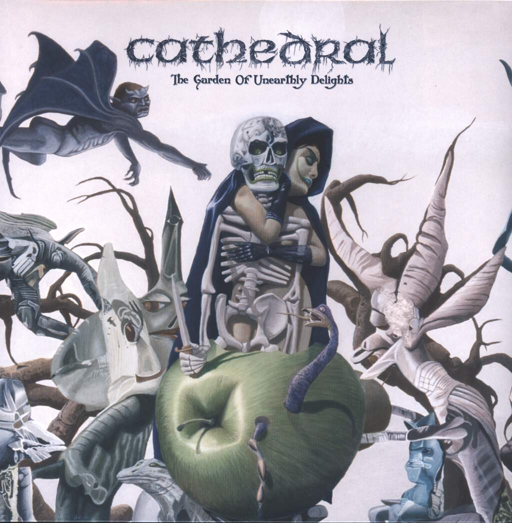 Cathedral: The Garden Of Unearthly Delights, 2×LP (Vinyl)