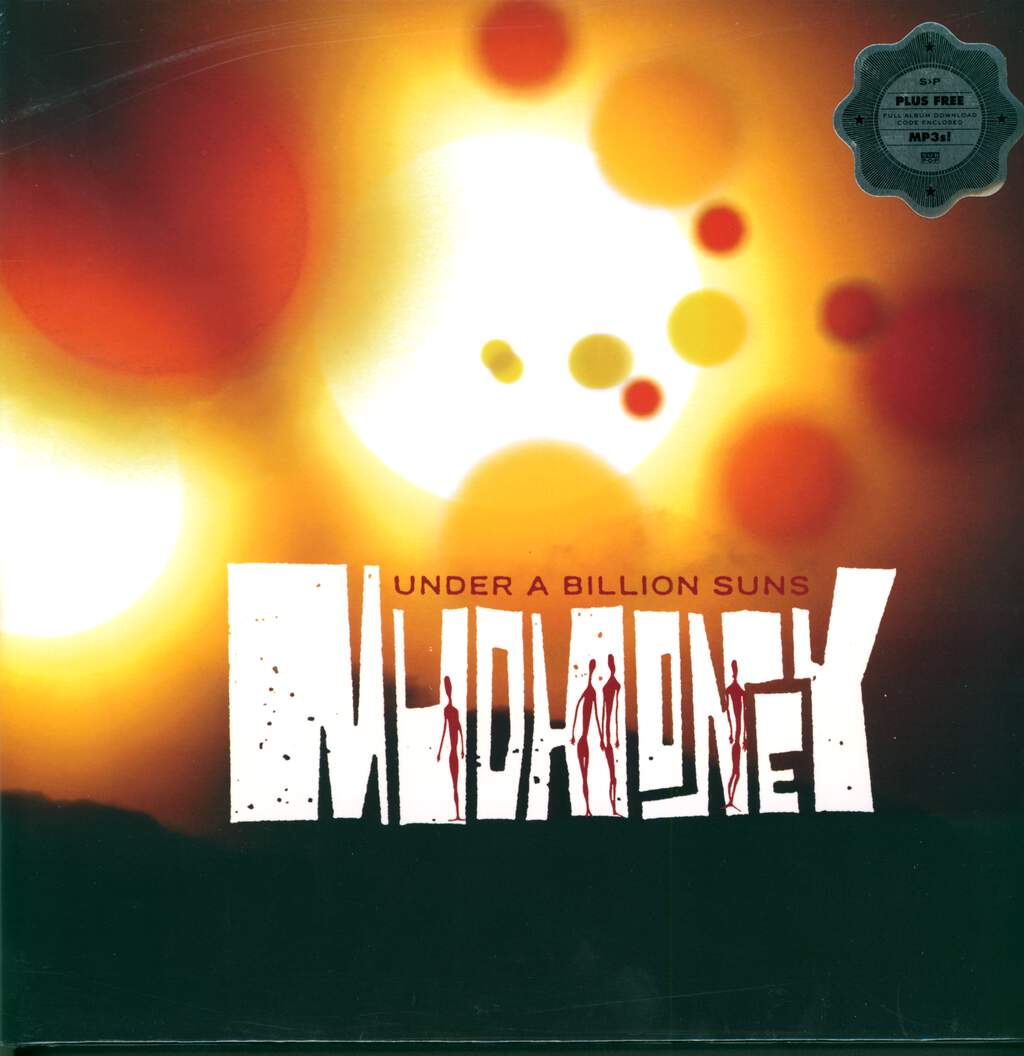 Mudhoney: Under A Billion Suns, LP (Vinyl)