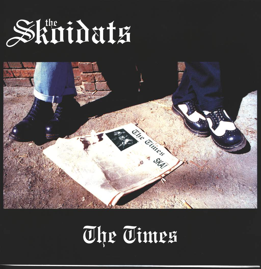 The Skoidats: The Times, LP (Vinyl)