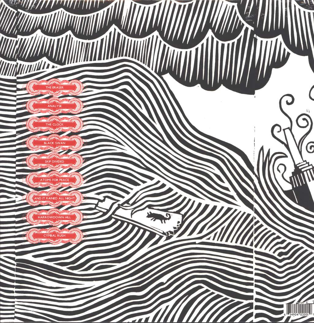 Thom Yorke: The Eraser, LP (Vinyl)