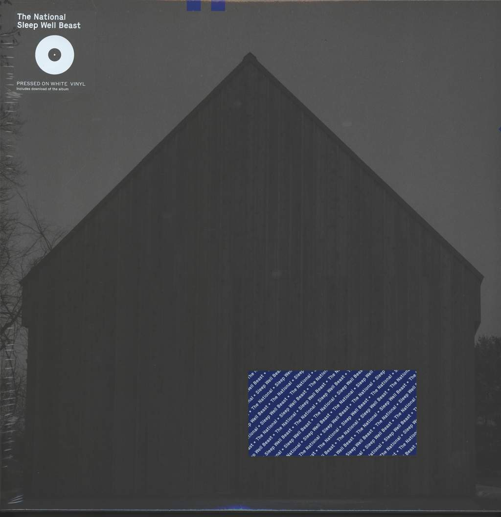 The National: Sleep Well Beast, 2×LP (Vinyl)
