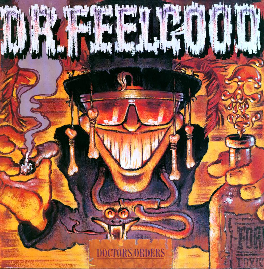 Dr Feelgood: Doctors Orders, LP (Vinyl)