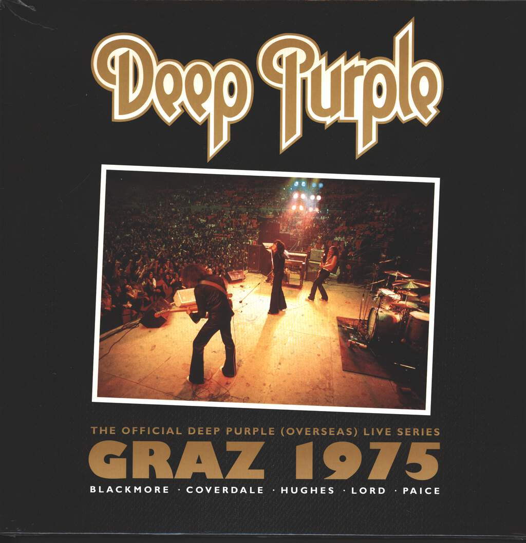 Deep Purple: Graz 1975, 2×LP (Vinyl)