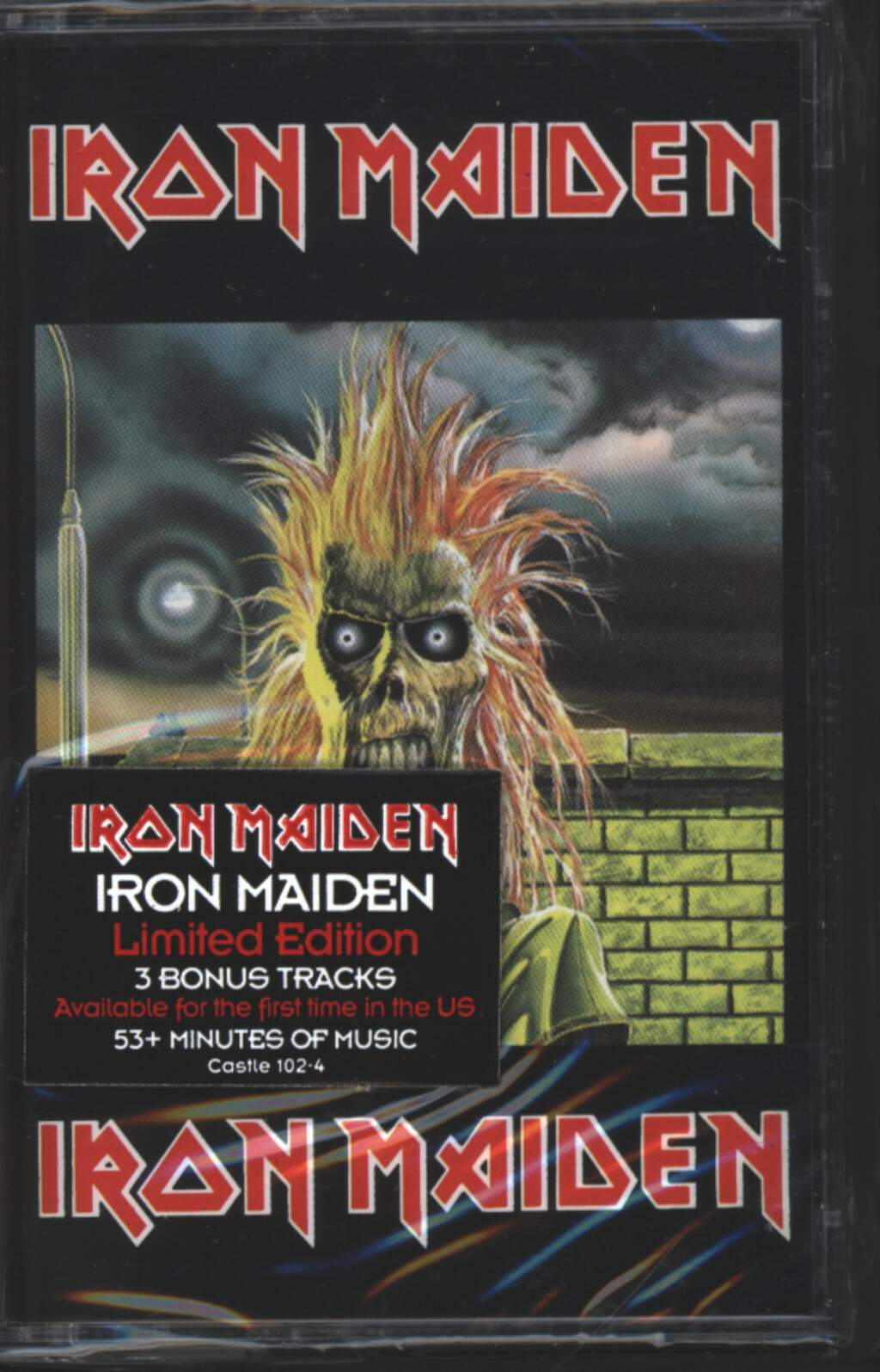 Iron Maiden: Iron Maiden, Tape