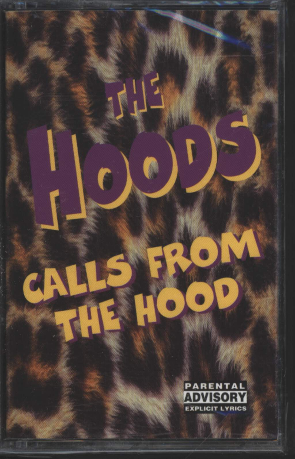 The Hoods: Calls From The Hood, Tape