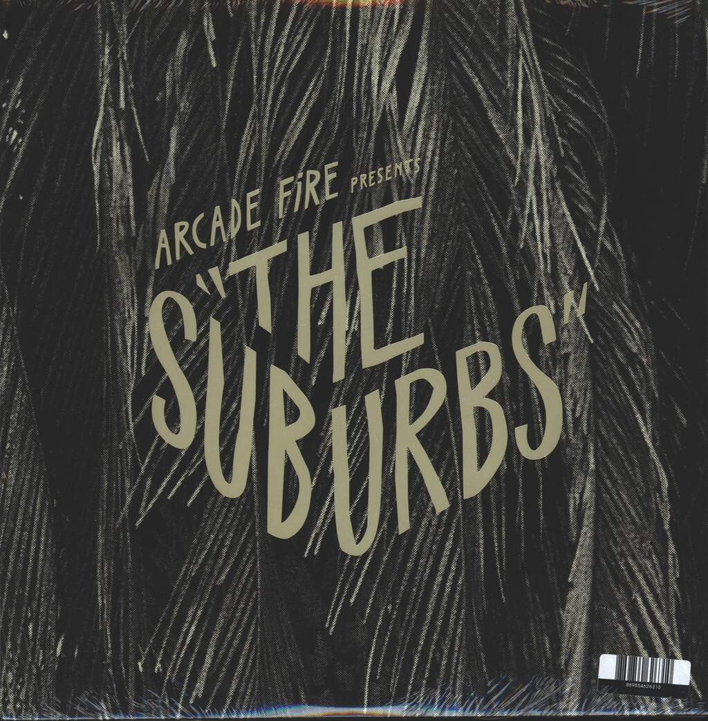 Arcade Fire: The Suburbs, LP (Vinyl)