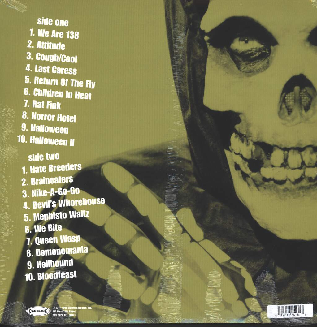 Misfits: Collection II, LP (Vinyl)