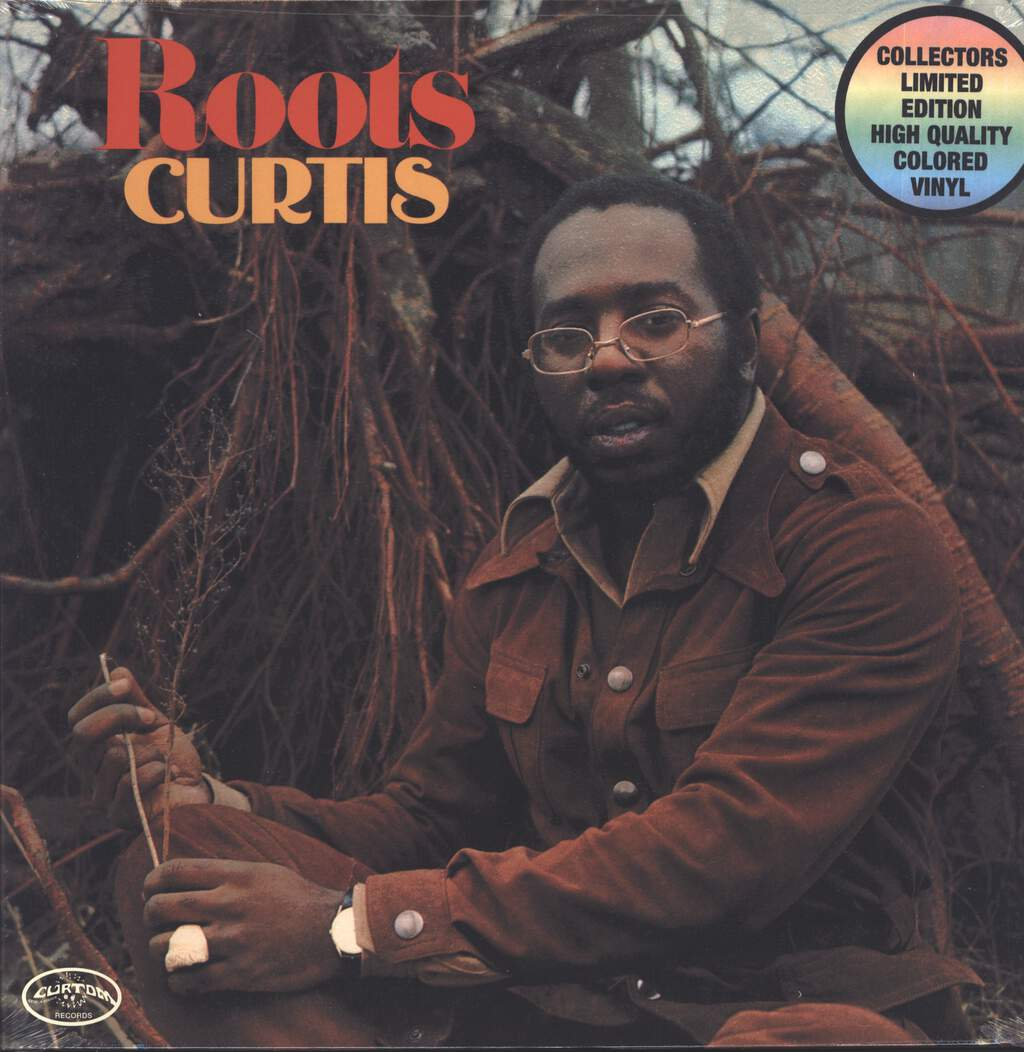 Curtis Mayfield: Roots, LP (Vinyl)