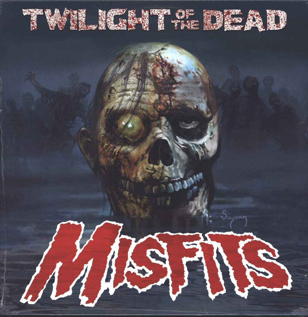 "Misfits: Twilight Of The Dead, 12"" Maxi Single (Vinyl)"