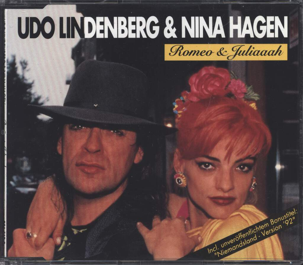 Udo Lindenberg: Romeo & Juliaaah, Mini CD