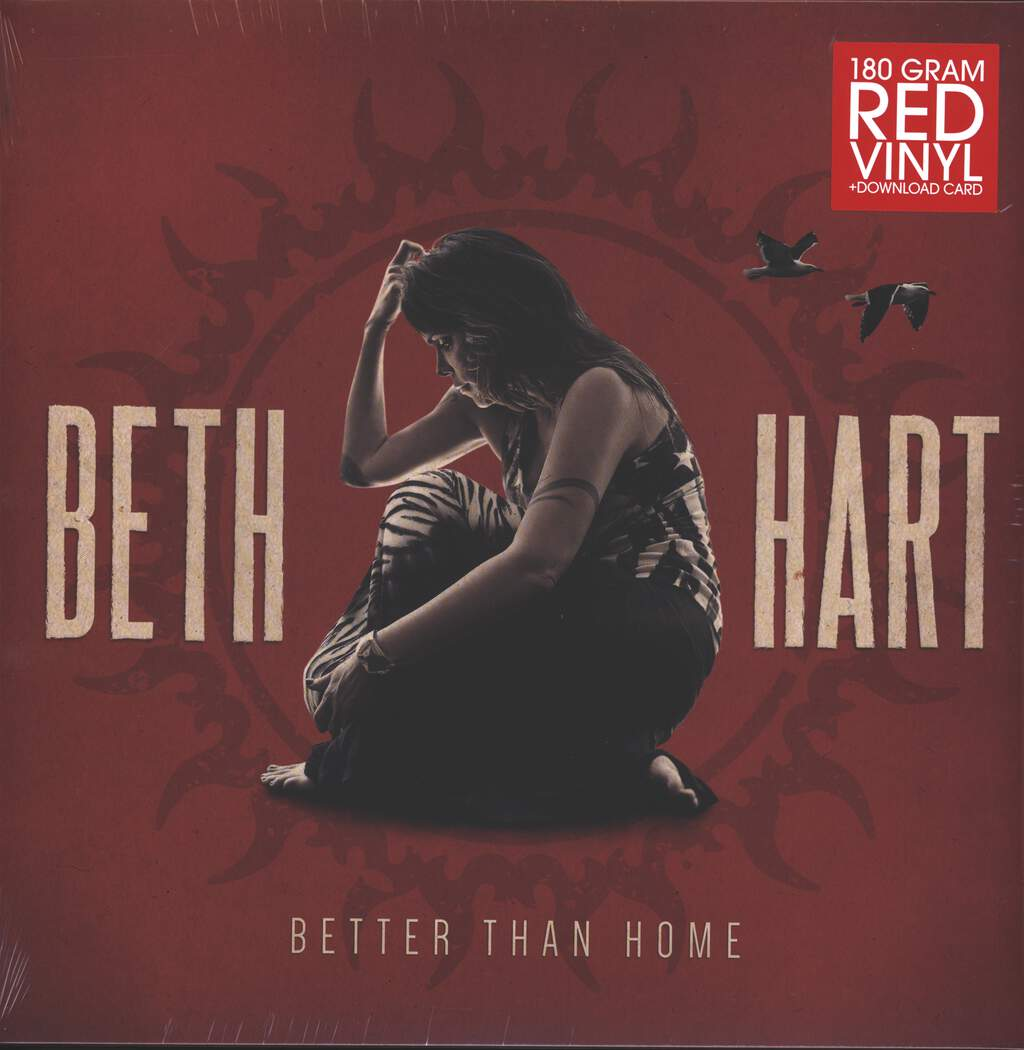 Beth Hart: Better Than Home, LP (Vinyl)