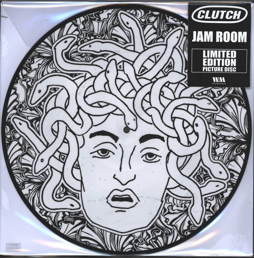 Clutch: Jam Room, LP (Vinyl)