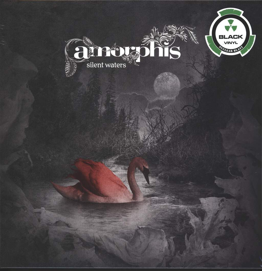 Amorphis: Silent Waters, 2×LP (Vinyl)