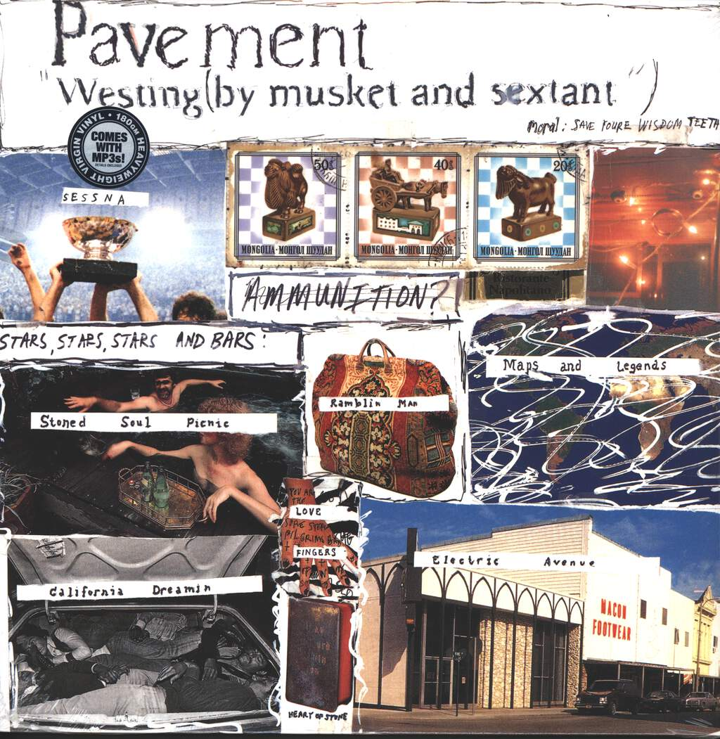 Pavement: Westing (By Musket And Sextant), LP (Vinyl)